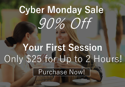 90% Off Cyber Monday