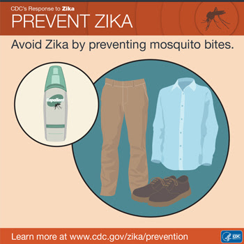 Previna-se contra o zika: evite o zika prevenindo-se contra picadas de mosquito.