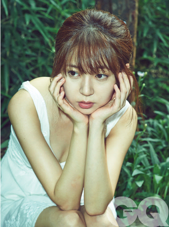Baek Jin Hee - GQ Magazine September Issue '14