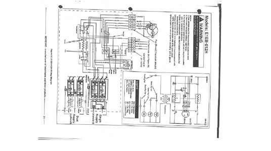 Intertherm Heat Pump Wiring Diagram