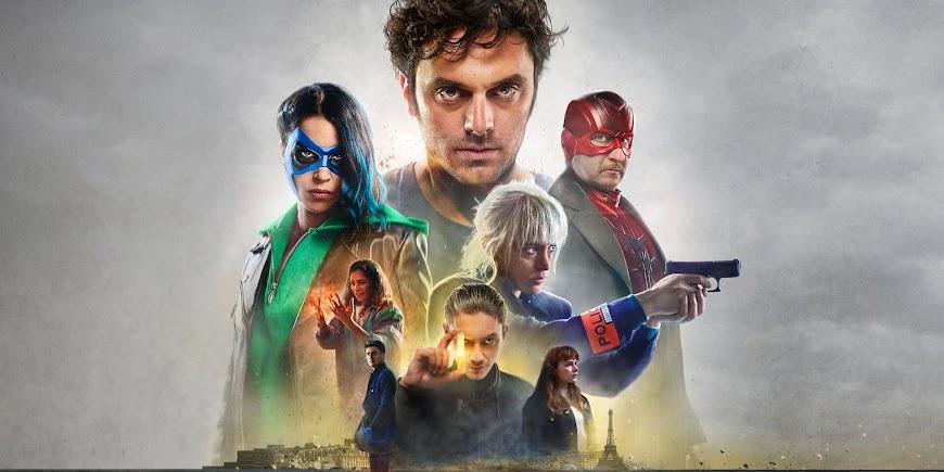 How I Became a Superhero (2020) movie download