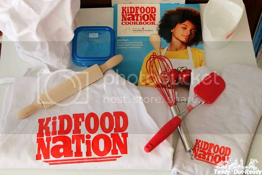 Kid Food Nation Ted