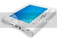 PMG Quadpad Portable Multimedia