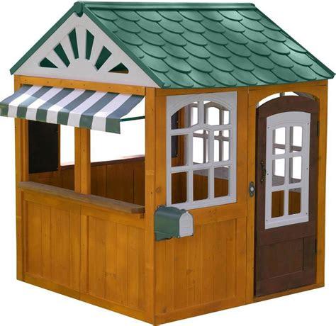 kidkraft spielhaus aus holz garden view kaufen otto