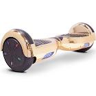 MotoTec Hoverboard 24V 6.5inch Gold Chrome