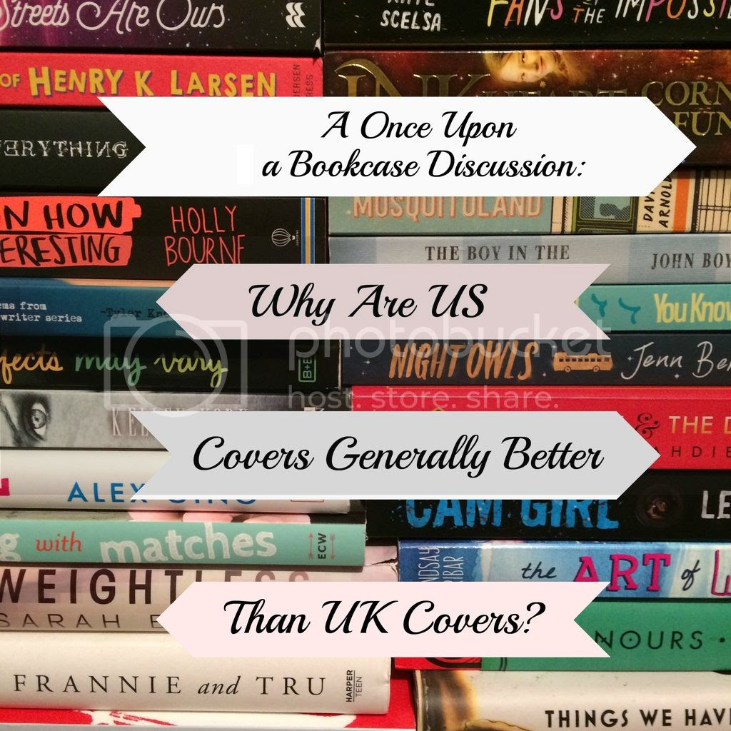 Why Are US Covers Generally Better Than UK Covers?
