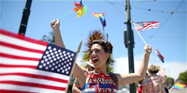 Se ha legalizado la unión entre parejas homosexuales.