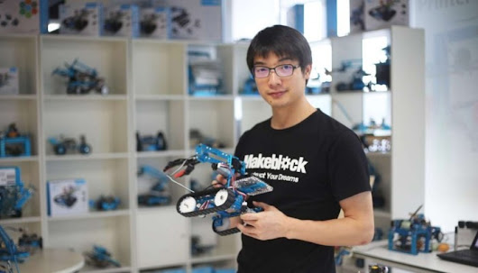 How DIY became a driving force of China's robot revolution