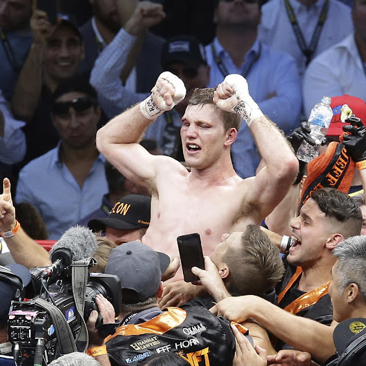 Jeff Horn 'Felt Like' He Beat Manny Pacquiao Despite Controversial Decision