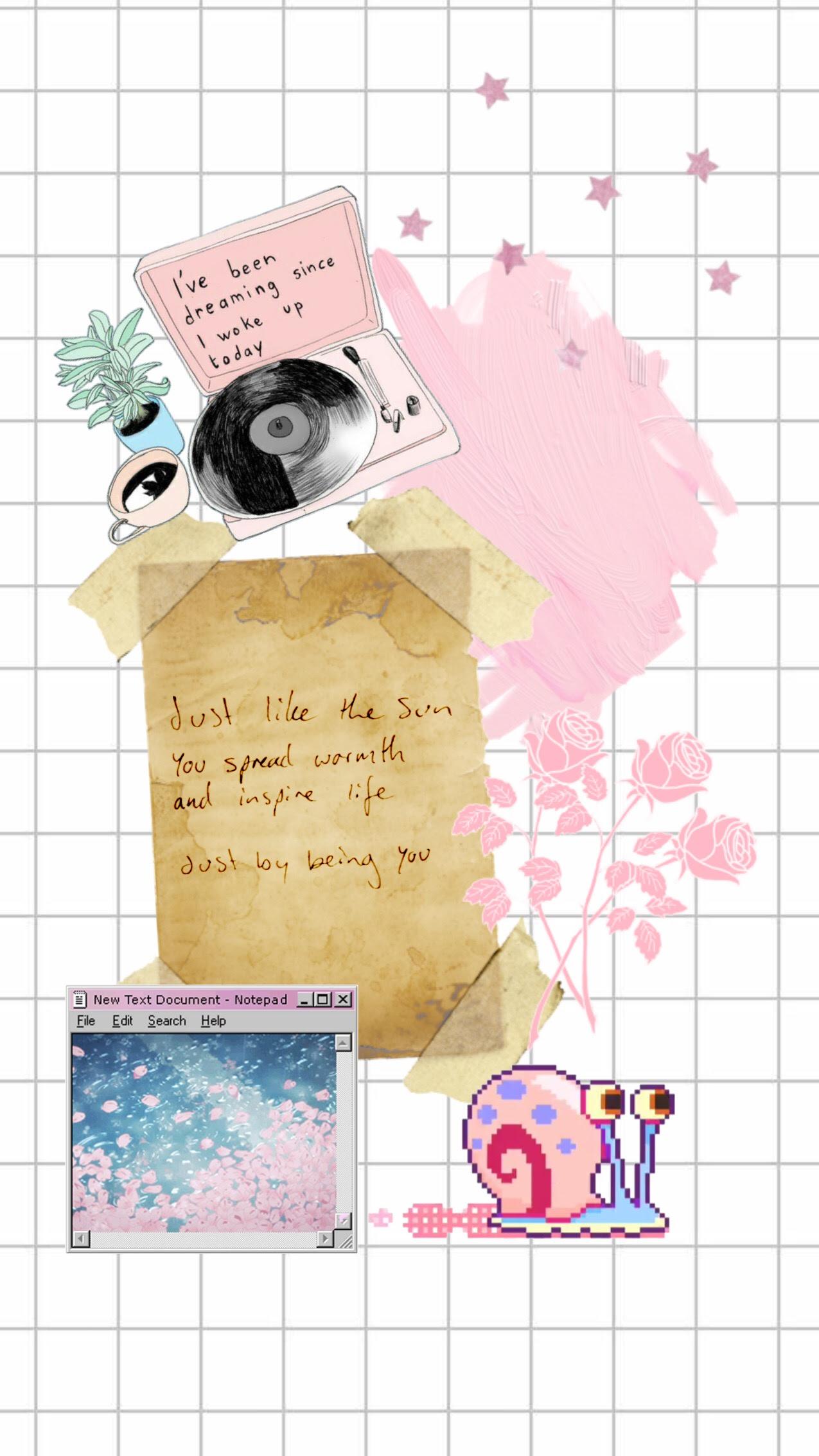 Download Pink Aesthetic Lockscreen Wallpaper Tumblr Pics