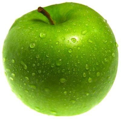 Cualidades nutricionales de las manzanas verdes
