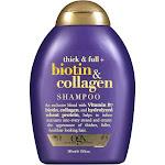 OGX Thick & Full Biotin & Collagen Shampoo - 13 fl oz bottle