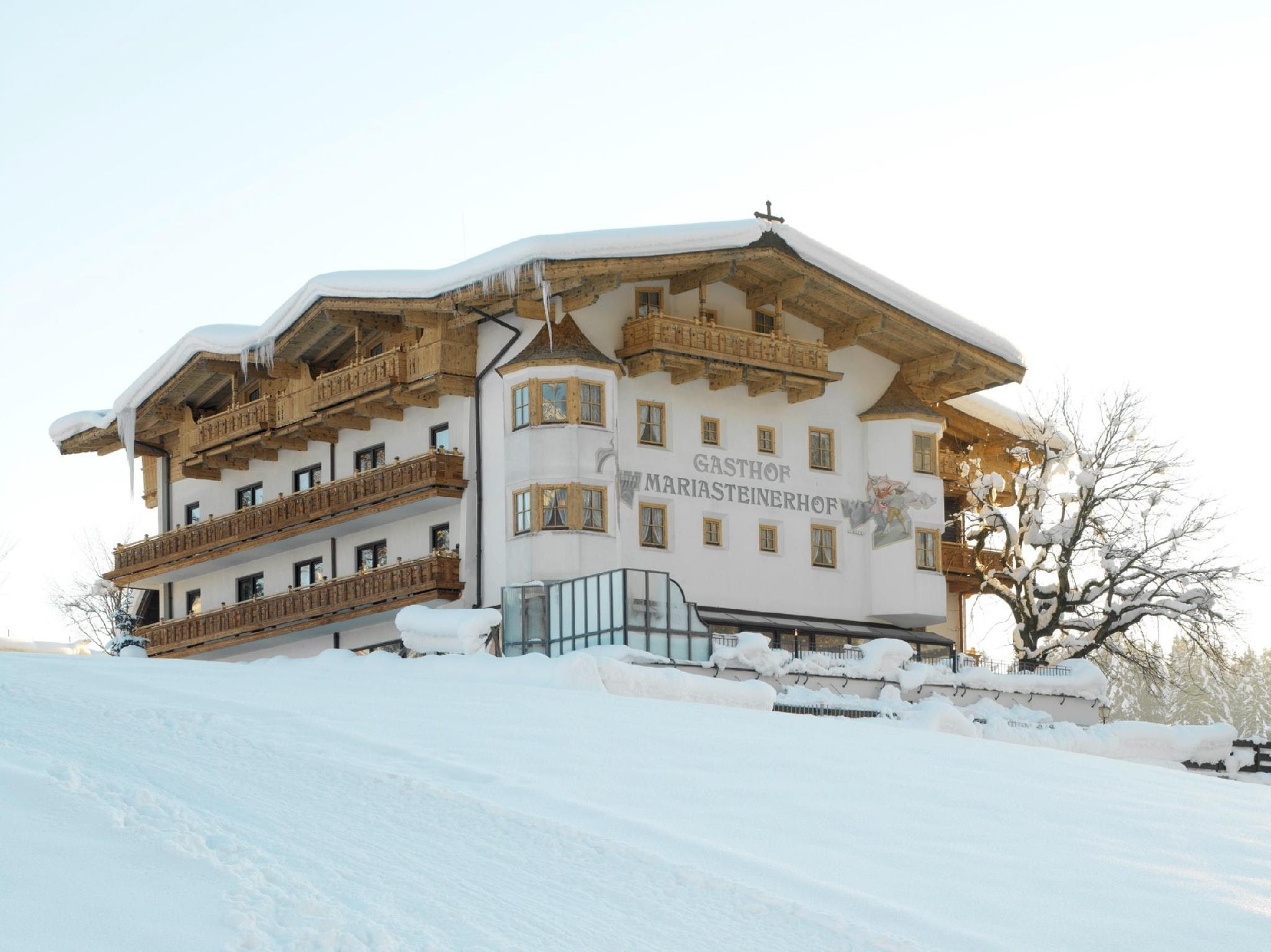 Hotel Mariasteinerhof Reviews