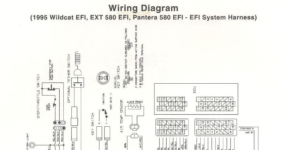 99 Yamaha Yfm600 Wiring Diagram