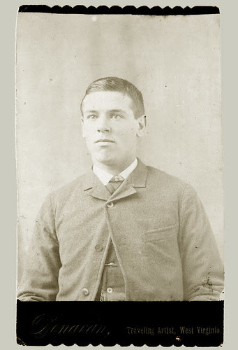 Cabinet Card young man