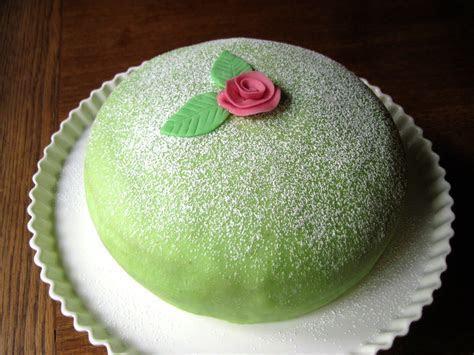 Swedish Princess Torte Recipe ? Dishmaps