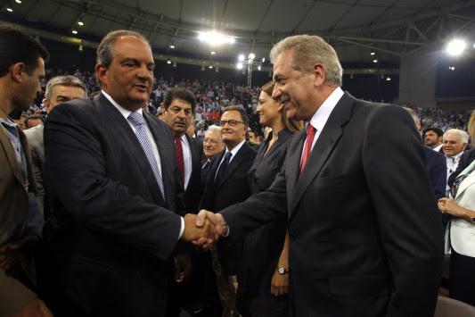 Κυβέρνηση ΝΔ-ΣΥΡΙΖΑ με πρωθυπουργό Καραμανλή ή Αβραμόπουλο;