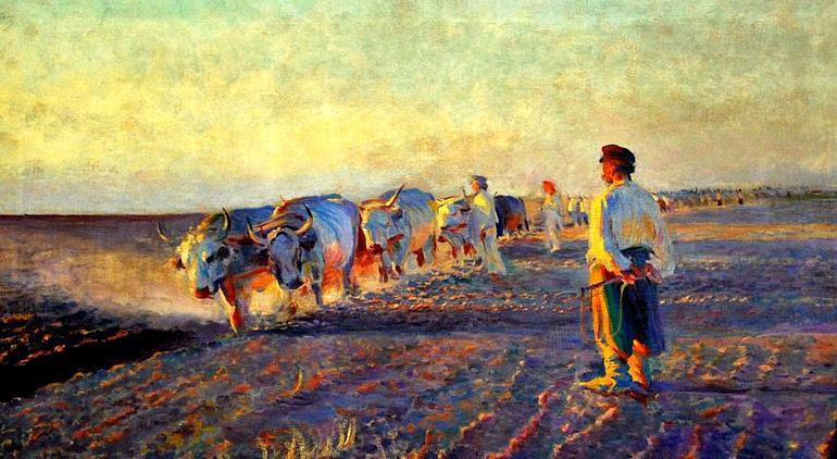 leon wyczolkowski arando en ucrania pintores y pinturas juan carlos boveri