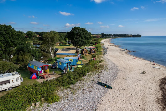 Camp Langholz: Chillparadies am Ostseestrand