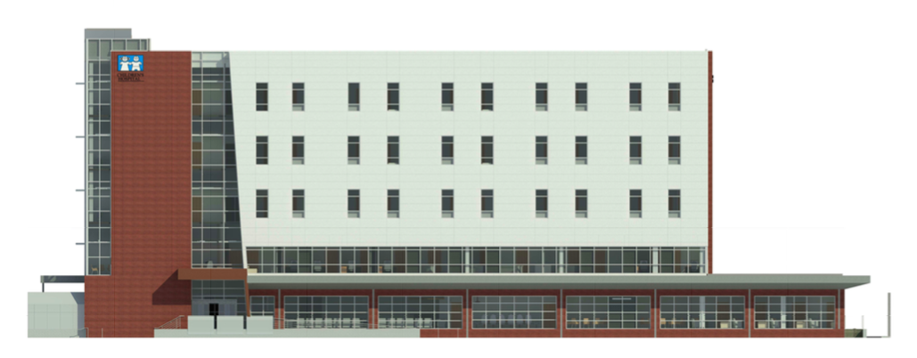 Children S Hospital Files Plans For New State Of The Art Hospital At Uptown Campus Canal Street Beat New Orleans Real Estate News