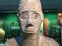The statue of Idrimi in the British Museum (detail)