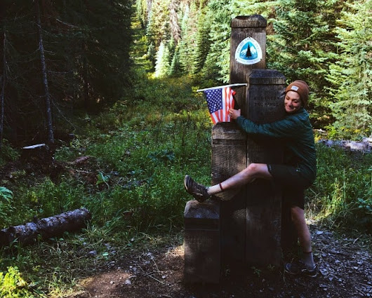 Interview with Melissa Johnston – a Vegan Pacific Crest Trail Hiker and Author of Forest Filth Blog