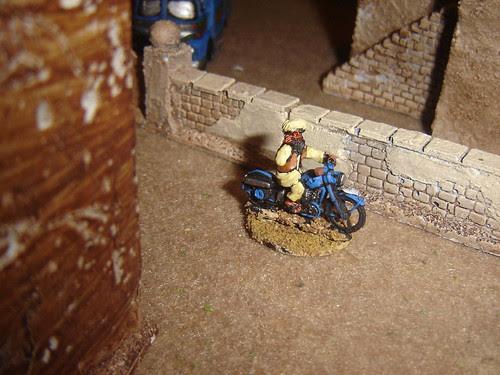 Civilian Biker