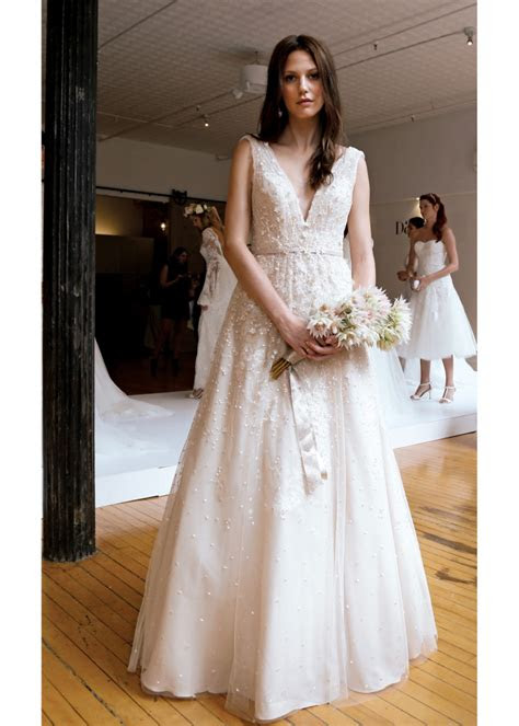 melissa sweet vintage sleeveless   wedding gown