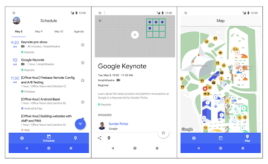 Google I/O 2018 app — Architecture and Testing – Google Developers – Medium