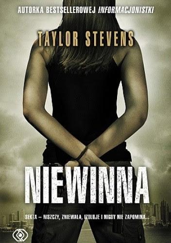 Niewinna - Taylor Stevens