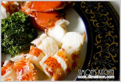 清蒸檸檬龍蝦10