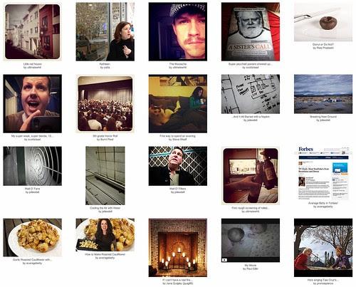 My Flickr Looks Like Instagram by stevegarfield