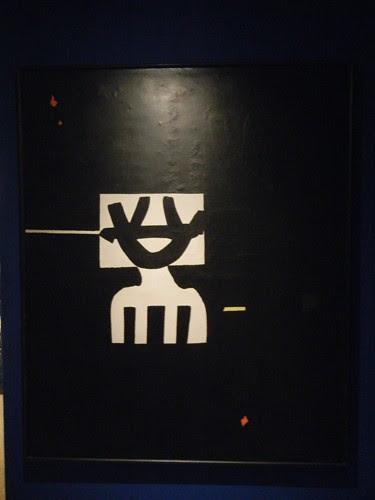 DSCN2970 _ Superficle 317, Giuseppe Capogrossi, 1959, Capogrossi Retrospective, Peggy Guggenheim