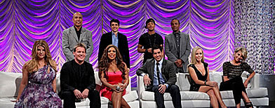 "The Season 12 cast of ""Dancing with the Stars.""ABC/Adam Larkey"