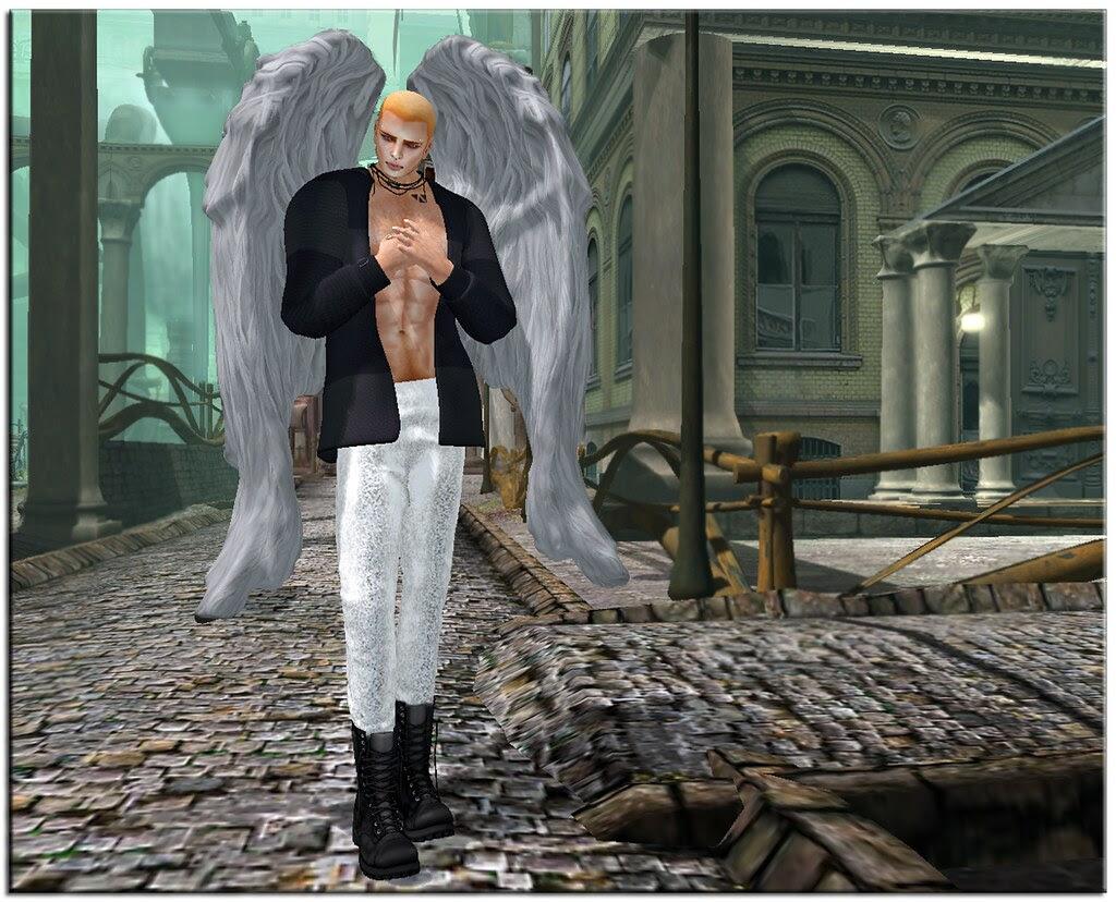 Angel Descended