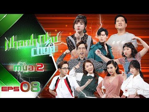 Nhanh Như Chớp - Mùa 2   Tập 08 Full HD: ViruSs, Osad với tham vọng giành 20 triệu và cái kết