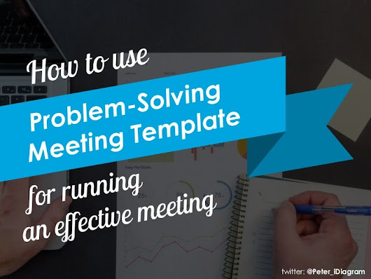 4 Steps to Hold an Effective Problem-solving Meeting