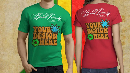 T-Shirt Design Contest  | Herbal Remedy Clothing