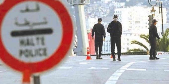 Argelia vuelve a confinar zonas por rebrote de coronavirus