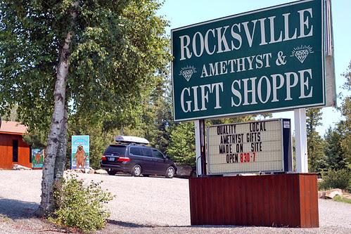Rocksville Amethyst & Gift Shoppe
