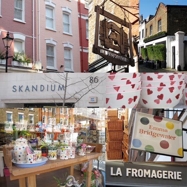 Collage Marylebone 2