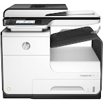 HP - PageWide Pro 477dn All-In-One Inkjet Printer - White