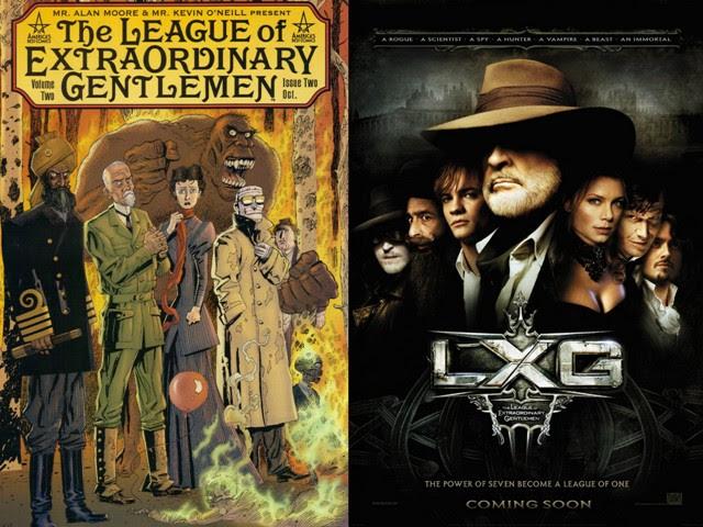 10 أفلام ستتفاجئ بمعرفتك لواقع اقتباسها عن القصص المصورة Comics