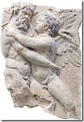 Silenus and Eros