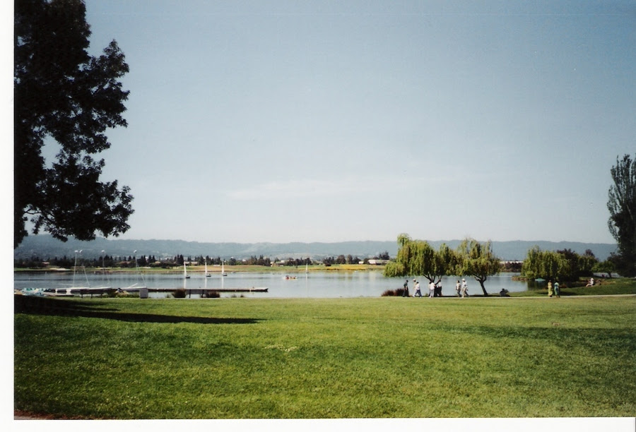 Mountain View, CA: Shoreline Park, MV