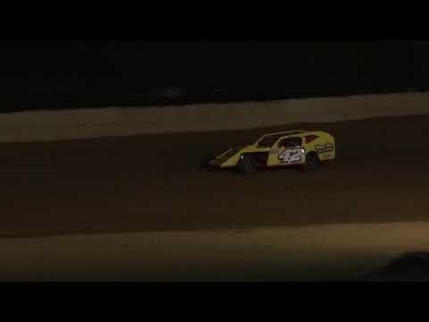 Jackson County Speedway | 7/9/21 | Modifieds | Heat 2