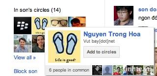 Khám phá Google+, mạng xã hội của Google (p2)