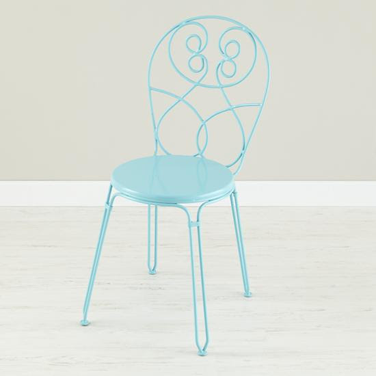 Kids' Chairs: Kids Light Blue Play Chair   The Land of Nod