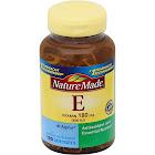 Nature Made Vitamin E, 400 IU, Softgels - 180 count