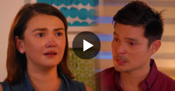 Exclusive - WATCH: Dingdong Dantes And Angelica Panganiban ...